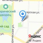 Авита на карте Санкт-Петербурга
