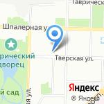 Древлеправославная Поморская церковь на карте Санкт-Петербурга