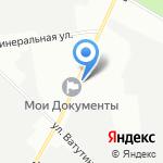 ТТС на карте Санкт-Петербурга