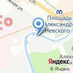 ЛенСтройТорг на карте Санкт-Петербурга