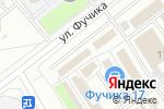 Схема проезда до компании Магазинов автотоваров в Санкт-Петербурге