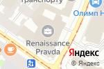 Схема проезда до компании Any.pasta в Санкт-Петербурге