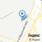 Пятьсот Дверей на карте Санкт-Петербурга