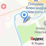Фазис-Электрик на карте Санкт-Петербурга
