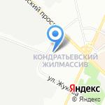 ИнтерСтройФурнитура на карте Санкт-Петербурга