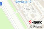 Схема проезда до компании Магазин автотоваров в Санкт-Петербурге