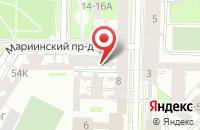 Схема проезда до компании Нева Прогресс в Санкт-Петербурге