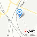 ЛЕНОБЛСТРОЙ на карте Санкт-Петербурга