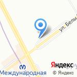 Ломбард Ленинградский на карте Санкт-Петербурга