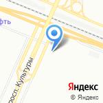 Академия дополнительного профессионального образования на карте Санкт-Петербурга