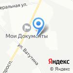 СКС-АВТО на карте Санкт-Петербурга