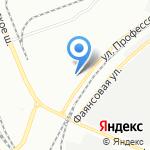 Русские Амортизаторы на карте Санкт-Петербурга