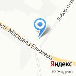 Региональная Служба Спасения на карте Санкт-Петербурга