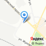 Агро-Щит на карте Санкт-Петербурга