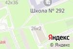 Схема проезда до компании Platilkin в Санкт-Петербурге