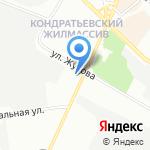 Спецсвязь Экспресс на карте Санкт-Петербурга
