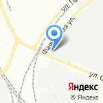 ПетроБурСервис на карте Санкт-Петербурга