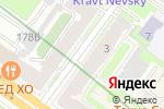 Схема проезда до компании АВТОНОМНЫЙ ЦЕНТР ЭКСПЕРТНО-ПРАВОВЫХ ИССЛЕДОВАНИЙ в Санкт-Петербурге