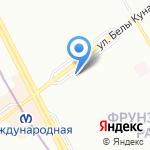 Citrus на карте Санкт-Петербурга