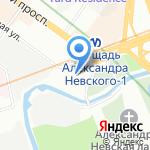Pifagor & sons на карте Санкт-Петербурга