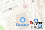 Схема проезда до компании OZON.ru в