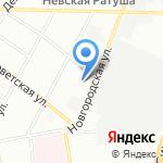 Северо-Западный Центр Сертификации на карте Санкт-Петербурга