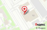 Схема проезда до компании Инвестторг в Кудрово