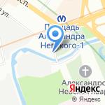 Бухгалтерская и правовая индустрия на карте Санкт-Петербурга