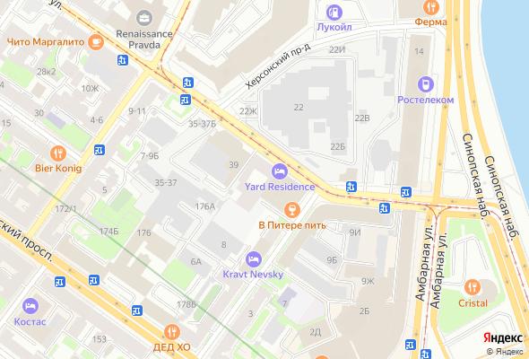 продажа квартир Апарт-отель Yard Residence (Апарт-отель Ярд Резиденс)