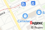 Схема проезда до компании Гармония в Санкт-Петербурге