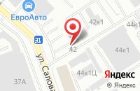 Схема проезда до компании Полюс в Санкт-Петербурге