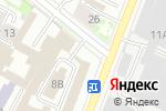 Схема проезда до компании Смольнинский в Санкт-Петербурге