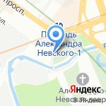 МИР ИНКУБАТОРОВ на карте Санкт-Петербурга
