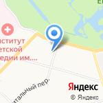 Санкт-Петербургская электротехническая компания на карте Санкт-Петербурга