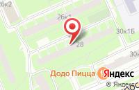 Схема проезда до компании ARCE в Белгороде