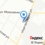 Teak House на карте Санкт-Петербурга