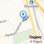 ЛУКАС-КРАН на карте Санкт-Петербурга