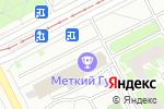 Схема проезда до компании SПБ в Санкт-Петербурге