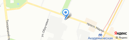Электрик на карте Санкт-Петербурга