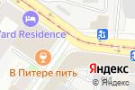 Схема проезда до компании Мастер Шарм в Санкт-Петербурге
