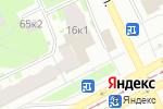 Схема проезда до компании Фермер в Санкт-Петербурге