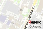 Схема проезда до компании Армстрой в Санкт-Петербурге