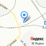 Автоцентр на карте Санкт-Петербурга