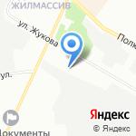 ГСК ПРОФИС на карте Санкт-Петербурга