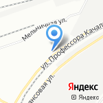 Арт трэйд на карте Санкт-Петербурга