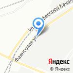 АРМ ГИДРО на карте Санкт-Петербурга