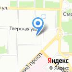Управление организации деятельности участковых уполномоченных полиции и подразделений по делам несовершеннолетних на карте Санкт-Петербурга