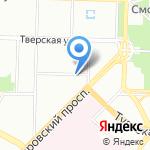 Школа боевых искусств Сергея Зелинского на карте Санкт-Петербурга