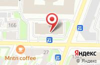Схема проезда до компании Русарт в Санкт-Петербурге
