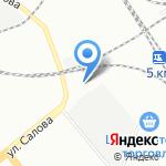 Петрович на карте Санкт-Петербурга